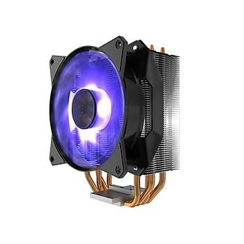 CM MasterAir MA410P 120mm RGB Led Fanlý Ýþlemci Soðutucusu (Ýntel&AM4 destekli)
