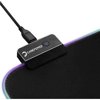 GamePower GP700 RGB 700x300x4mm Gaming MousePad