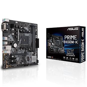 Asus Prime B450M-K II Micro ATX Anakart
