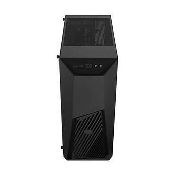 CM MasterBox K501L 600W Mesh Ön Panel, 2x120mm Fanlý Pencereli MidTower Kasa