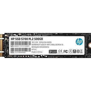 HP S700 500GB 563MB-515MB/s M.2 Sata SSD 2LU80AA