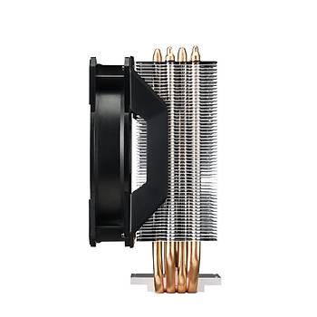 Cooler Master MasterAir MA410P 120mm RGB Led Fanlý Ýþlemci Soðutucusu (Ýntel&AM4 destekli)