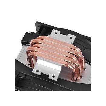 Thermaltake Frio Advanced Intel LGA2011/1366/1155/1156/775 AMD FM1/AM3+/AM3/AM2+/AM2 CPU Soðutucu (CL-P0596)