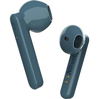 Trust 23781 Primo Toucht Bluetooth Kulaklýk Mavi