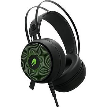 GameBooster H12 Rebel RGB 7.1 Mikrofonlu Kulaklýk