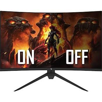 Gamepower Intense X60 27'' 1 MS 165 Hz 2K QHD Curved LED Monitör