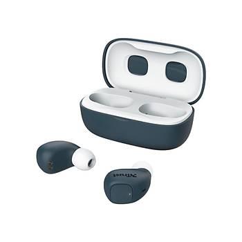 Trust 23903 Nýka Compact Bluetooth Kulaklýk Mavi