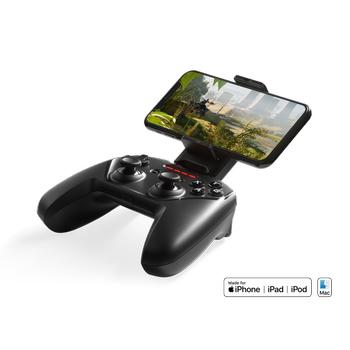 Steelseries Nimbus+ Wireless Gamepad (iOS, iPadOS ve tvOS Uyumlu)