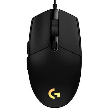 Logitech G G102 Lightsync Gaming Mouse Siyah