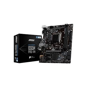 MSI B365M PRO-VH DDR4 mATX Anakart