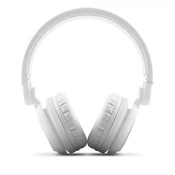 Energy Sistem Headphones DJ2 Mikrofonlu Kulaküstü Kulaklýk Beyaz