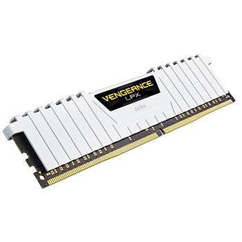 Corsair Vengeance White RGB 16GB(2X8GB) DDR4 3200MHz CL16 Ram CMK16GX4M2B3200C16W