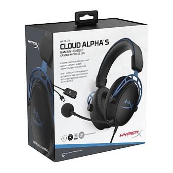 HyperX Cloud Alpha S Gaming Kulaklýk