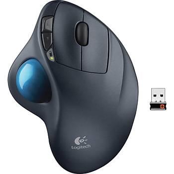 Logitech M570 Kablosuz Trackball Mouse-Siyah