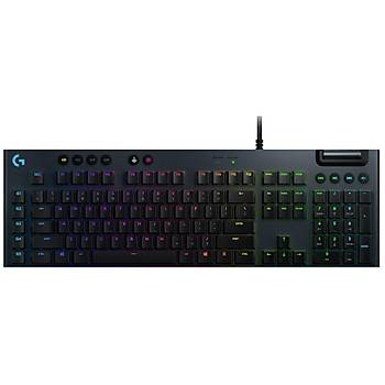 Logitech G G815 Tactile Usb Kablolu Lightsync RGB Mekanik Gaming Türkçe Q Klavye