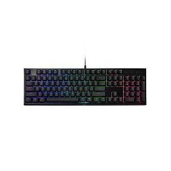Cooler Master MK110 Türkçe RGB Mekanik Hisli Gaming Klavye