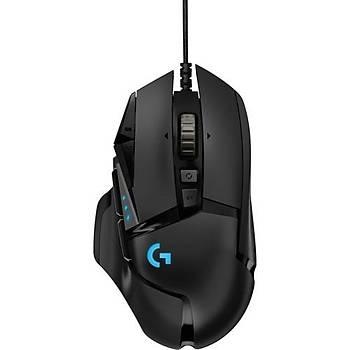 Logitech G502 Hero Sensör 16000DPI RGB Kablolu Oyuncu Mouse