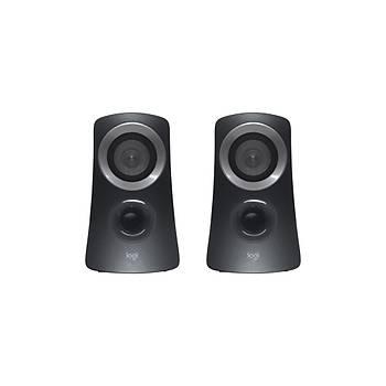 Logitech Z313 Multimedia Hoparlör - Siyah