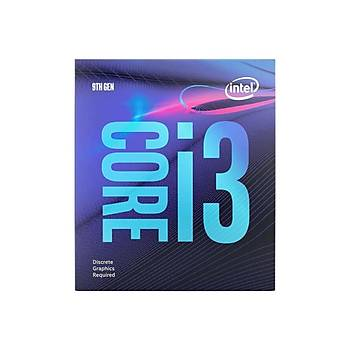 Intel Core i3 9100F 3.6Ghz LGA1151 6MB Cache Iþlemci