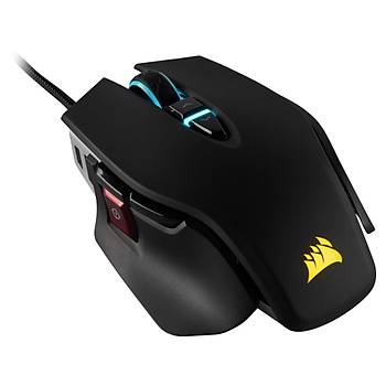 Corsair CH-9309011-EU M65 RGB Elite Tunable FPS Oyuncu Mouse Siyah