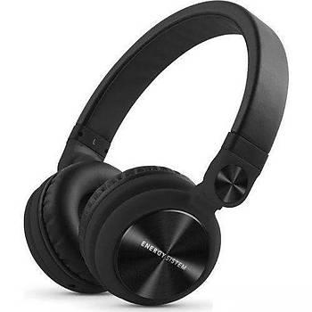 EnergySistem DJ2 Mikrofonlu Kulaküstü Kulaklýk Siyah