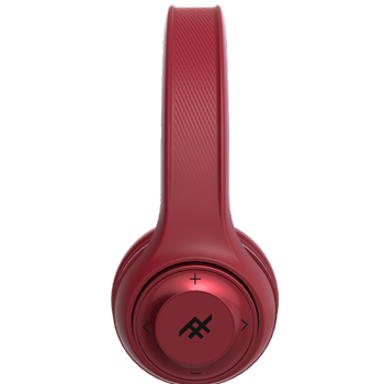 iFrogz Audio Aurora Kablosuz Kulak Üstü Kulaklýk Kýrmýzý