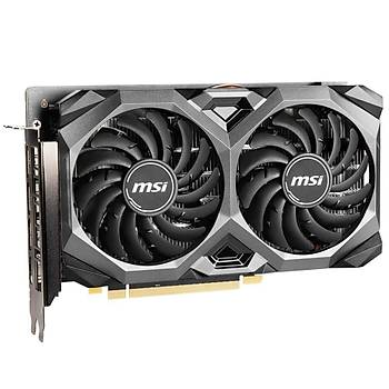 MSI Radeon RX 5500 XT Mech OC 8GB 128Bit GDDR6 PCI-E 4.0 Ekran Kartý (RADEON RX 5500 XT MECH 8G OC)