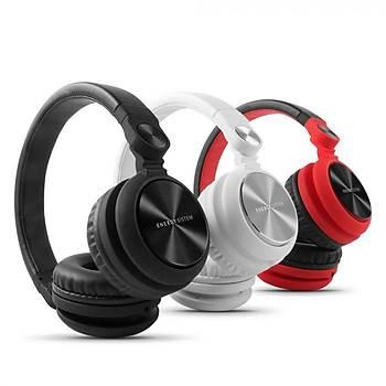 Energy Sistem Headphones DJ2 Mikrofonlu Kulaküstü Kulaklýk Kýrmýzý