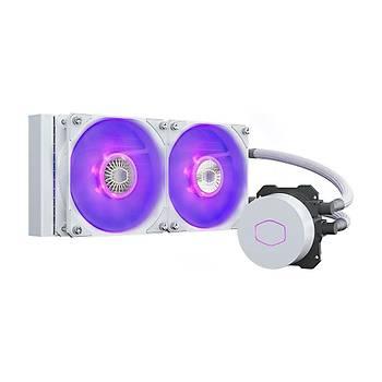 Cooler Master MasterLiquid ML240L V2 RGB White Edition CPU Sývý Soðutucu