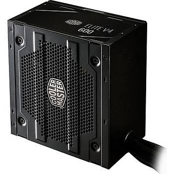 Cooler Master Elite V4 600W 80+ Aktif PFC 120 mm Fanlý PSU (MPE-6001-ACABN-EU)