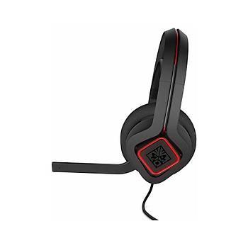 Hp 6MF35AA Mindframe Prime Kulaküstü Mikrofonlu Gaming Kulaklýk Siyah