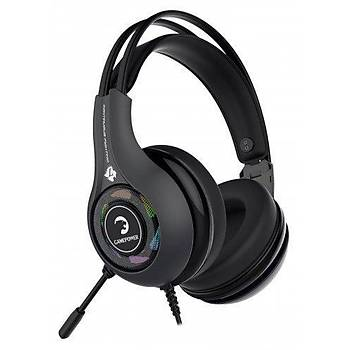 Gamepower Tinker Siyah 7.1 V2 Oyuncu Kulaklýk