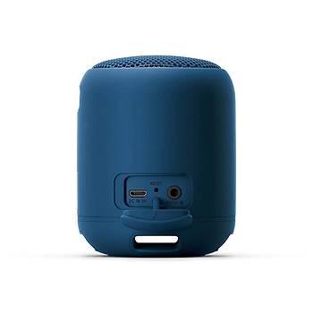 Sony SRSXB12L Mavi BT hoparlör