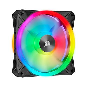 Corsair QL120 RGB 120 mm LED Fan Signle Pack Kasa Faný CO-9050097-WW