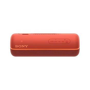 Sony SRS-XB22 EXTRA BASS Taşınabilir BLUETOOTH Hoparlör KIRMIZI