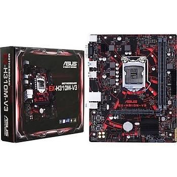 Asus EX-H310M-V3 R2.0 Intel H310 2666MHz DDR4 1151 Pin Mini ITX Anakart
