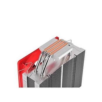 Thermaltake NIC F3 2011/366/1156/1155/775 ve AM3/AM2/AM2 Uyumlu CPU Soðutucusu (CL-P0605)