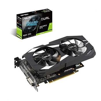Asus Geforce Dual GXT 1660Ti O6G 6Gb Gddr6 192Bit