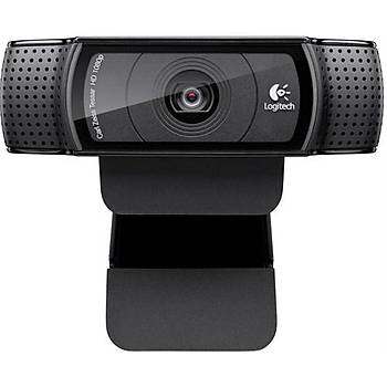Logitech C920 1080p Full HD Webcam