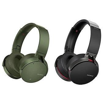 Sony MDRXB950N1B Siyah Extra Bass Kulaküstü Kulaklık