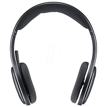 Logitech H800 Kablosuz Kulaklýk-Siyah