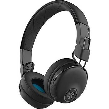 Jlab Studio Bluetooth Kulak Üstü Kulaklýk-Siyah