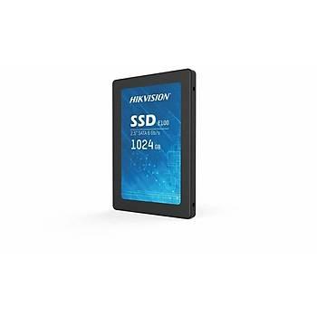 Hikvision HS-SSD-E100 1024GB 560/500 SATA SSD (HS-SSD-E100-1024GB)
