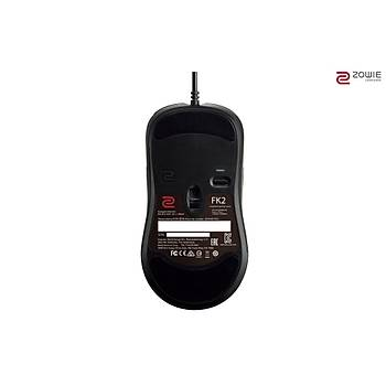 Zowie FK2 3200 DPI Siyah Gaming Mouse