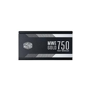 Cooler Master MWE 750W 80+ Gold Full Modüler 120mm Fanlý PSU (MPY-7501-AFAAG-EU)