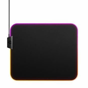 SteelSeries QcK Prism Cloth RGB Mousepad - Medium