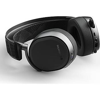 SteelSeries Arctis Pro Hi-Res Wireless Kablosuz Oyuncu Kulaklığı - Siyah
