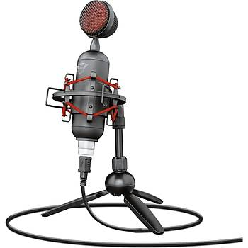 Trust Gxt 244 Buzz Yayýncý-Oyuncu Mikrofonu