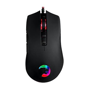 Gamepower Ursa 10000DPI USB Oyuncu Mouse - Siyah