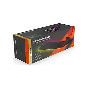 SteelSeries QcK Prism Cloth RGB Gaming Oyuncu Mousepad - XL